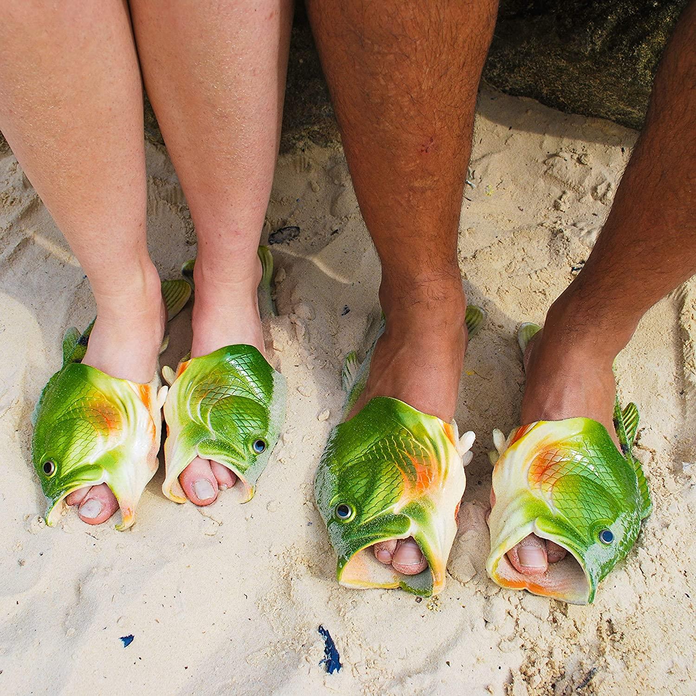 Fish Flip-flops