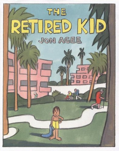 A Retirement Book For Children