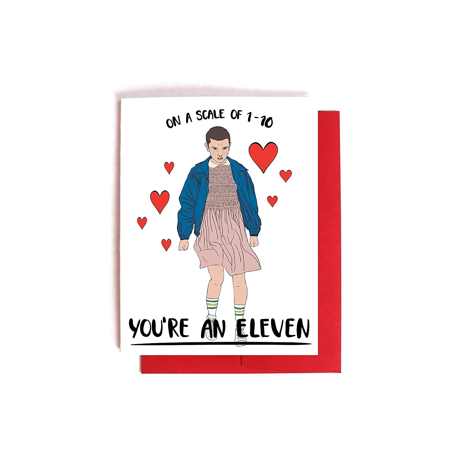 An Eleven Card