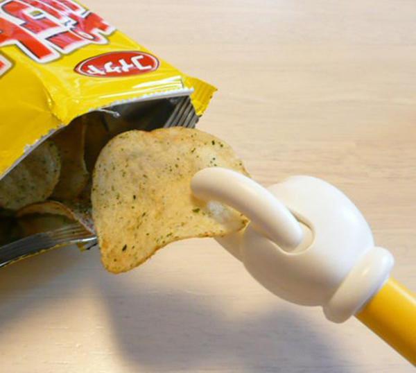 Chips Grabber