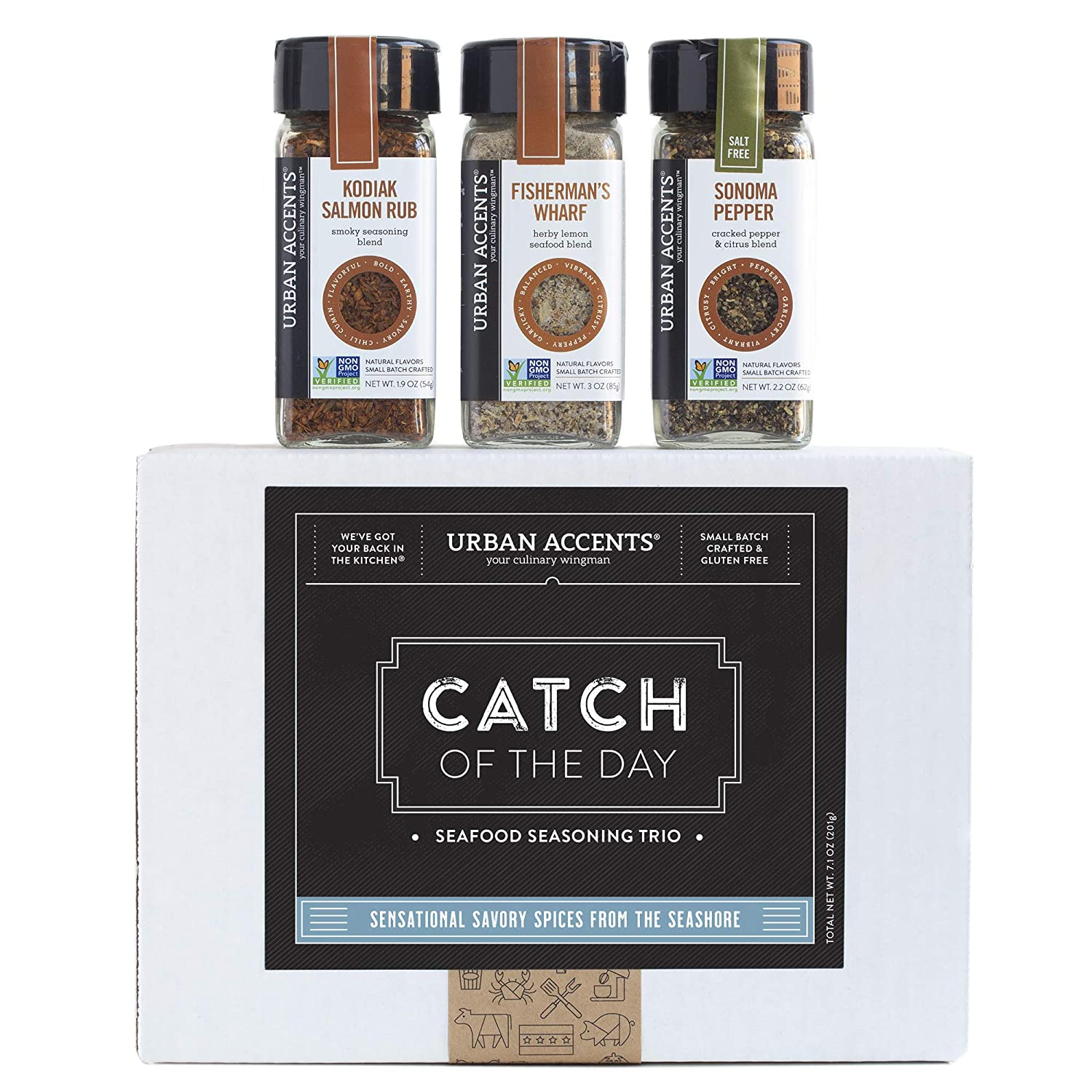 Catch of The Day Seasoning Gift Set